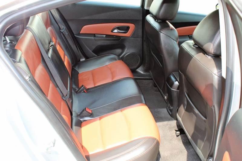 2014 Chevrolet Cruze 2LT Auto 4dr Sedan w/1SH - Sterling VA