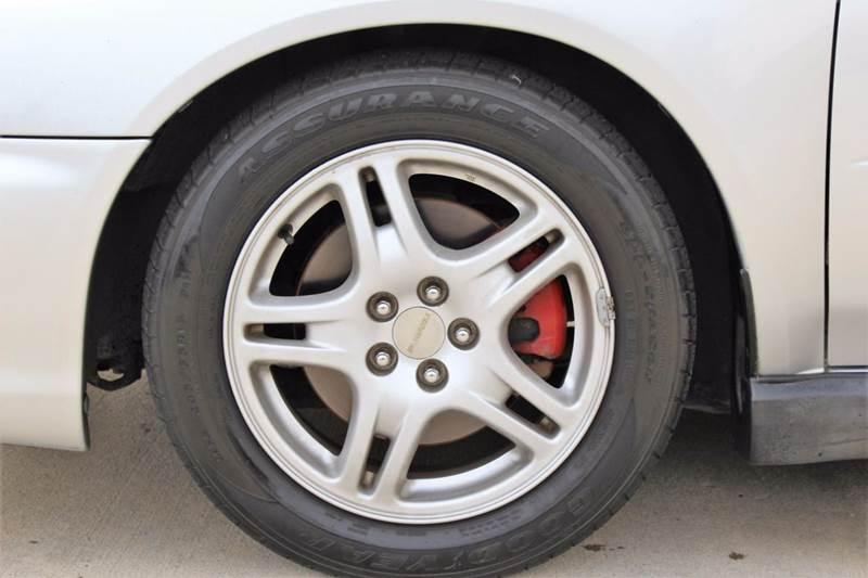 2002 Subaru Impreza WRX AWD 4dr Turbo Sedan - Sterling VA
