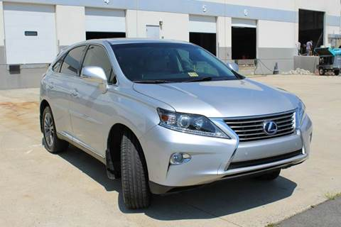 2013 Lexus RX 450h for sale in Sterling, VA