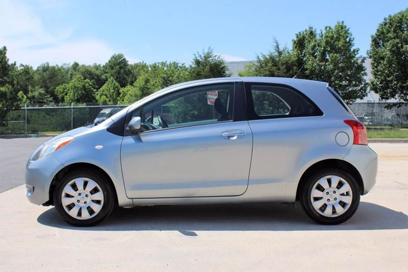 2007 Toyota Yaris Base 2dr Hatchback (1.5L I4 4A) - Sterling VA
