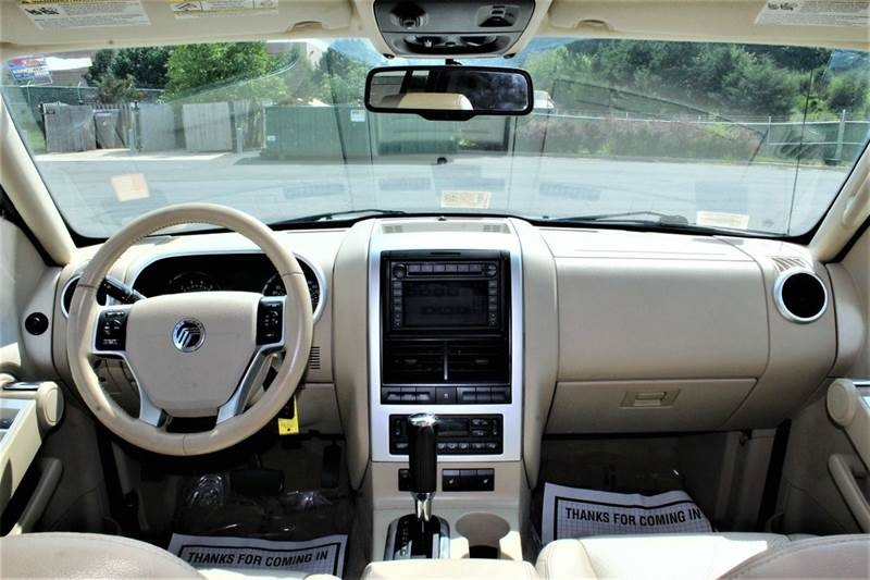 2006 Mercury Mountaineer Premier AWD 4dr Crossover - Sterling VA