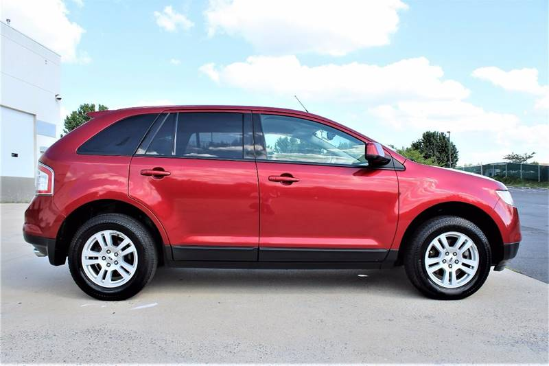 2008 Ford Edge AWD SEL 4dr Crossover - Sterling VA