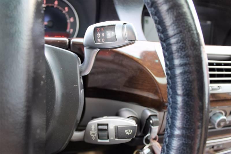 2007 BMW 7 Series 750Li 4dr Sedan - Sterling VA