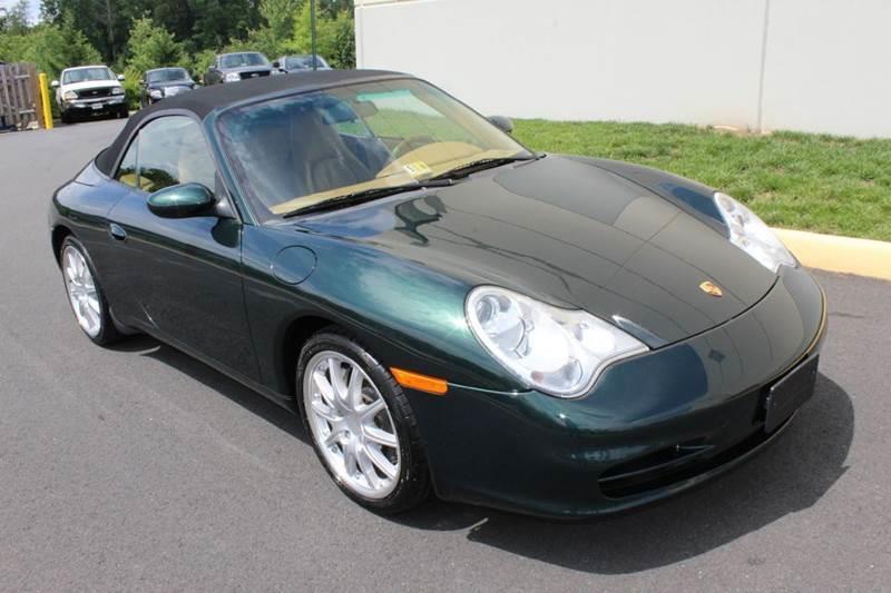 2003 Porsche 911 AWD Carrera 4 2dr Cabriolet - Sterling VA