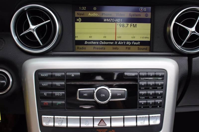 2012 Mercedes-Benz SLK SLK 350 2dr Convertible - Sterling VA