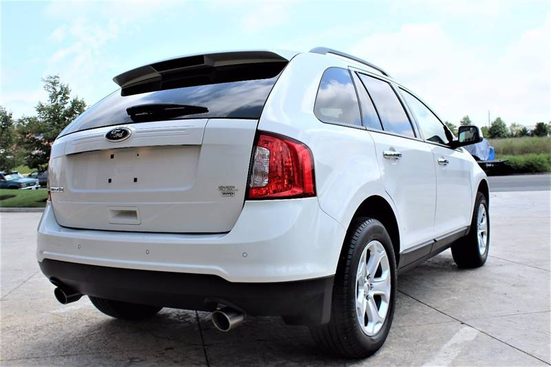 2011 Ford Edge AWD SEL 4dr Crossover - Sterling VA