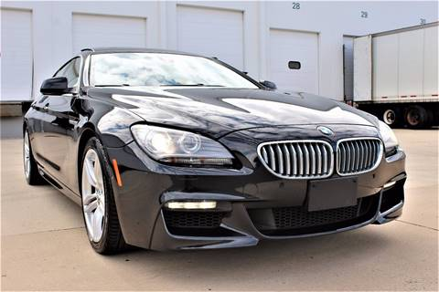 2013 BMW 6 Series for sale in Sterling, VA
