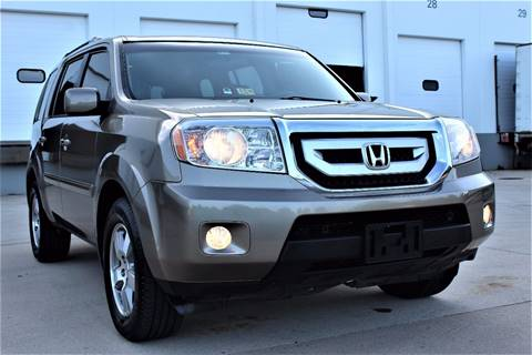 2010 Honda Pilot for sale in Sterling, VA