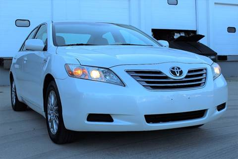 2007 Toyota Camry Hybrid for sale in Sterling, VA