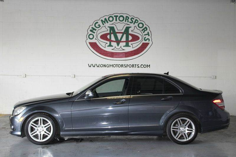 2008 Mercedes Benz C Class For Sale At ONG Motorsports In Houston TX
