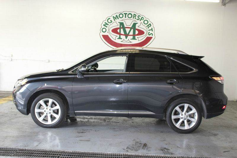 road view th video auto track lexus rx cars test