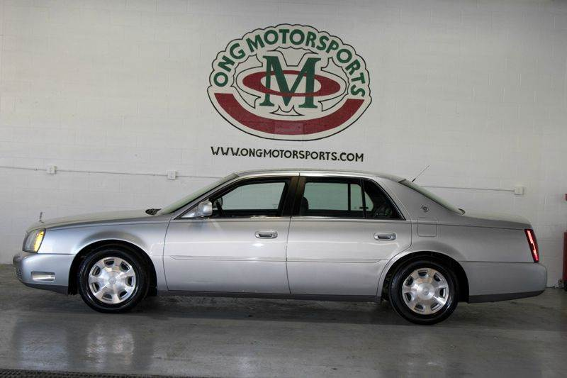 2002 Cadillac DeVille In Houston TX - ONG Motorsports