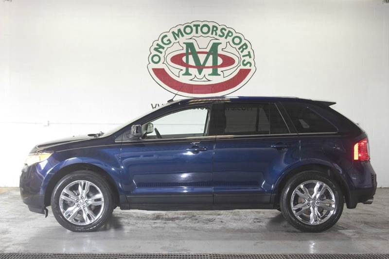 Ford Edge For Sale At Ong Motorsports In Houston Tx