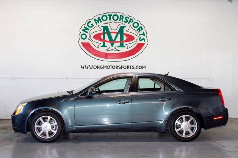 2008 Cadillac CTS 3.6L V6 In Houston TX - ONG Motorsports