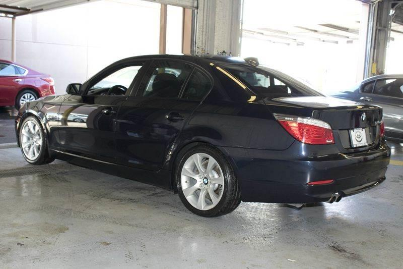 2008 BMW 5 Series In Houston TX - ONG Motorsports
