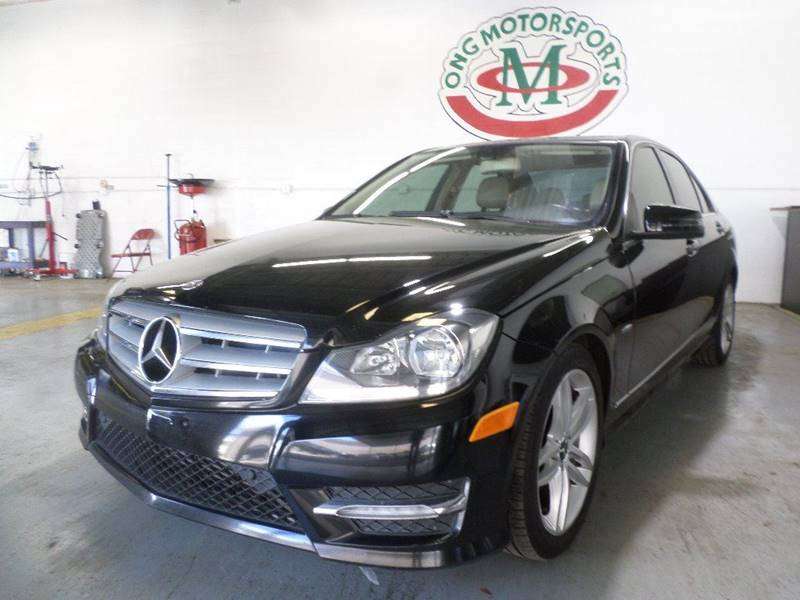 to detail sedan c benz at luxury class used click mercedes