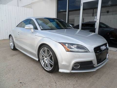 Used Audi TT For Sale In Houston TX Carsforsalecom - Houston audi