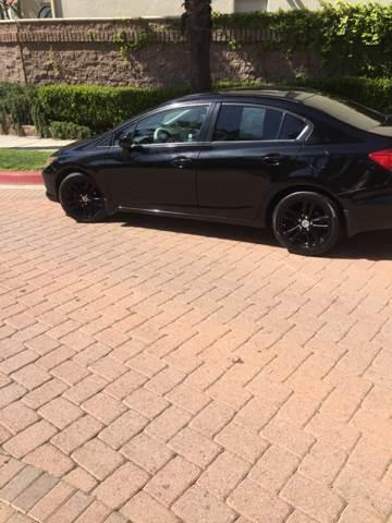 2012 Honda Civic for sale in El Cajon, CA