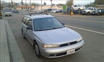 1997 Subaru Legacy for sale at ALSA Auto Sales in El Cajon CA