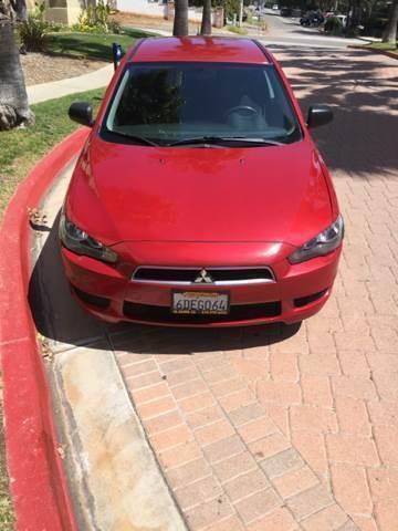 2008 Mitsubishi Lancer for sale at ALSA Auto Sales in El Cajon CA