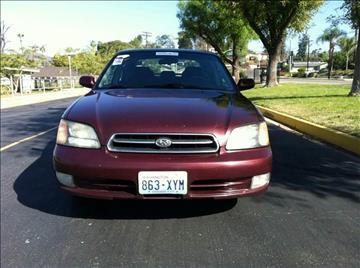 2001 Subaru Legacy for sale at ALSA Auto Sales in El Cajon CA