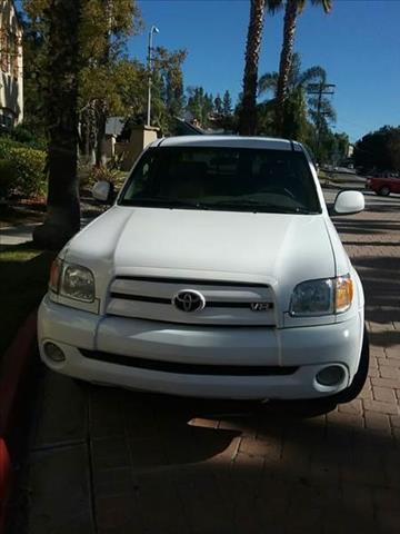 2003 Toyota Tundra for sale in El Cajon, CA