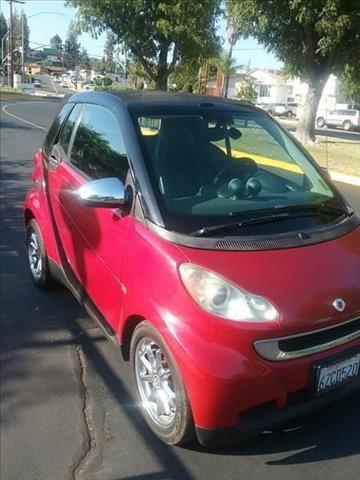 2009 Smart fortwo for sale at ALSA Auto Sales in El Cajon CA