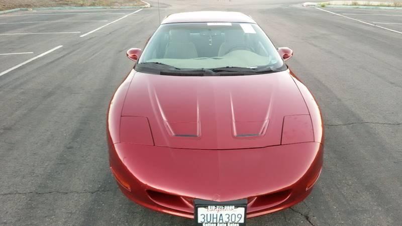 1997 Pontiac Firebird for sale at ALSA Auto Sales in El Cajon CA