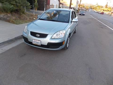 2009 Kia Rio for sale at ALSA Auto Sales in El Cajon CA