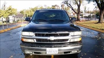 2003 Chevrolet Tahoe for sale at ALSA Auto Sales in El Cajon CA