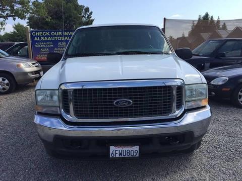 2004 Ford Excursion for sale in El Cajon, CA