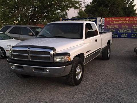 2002 Dodge Ram Pickup 2500 for sale in El Cajon, CA