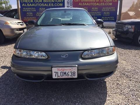 2003 Oldsmobile Alero for sale in El Cajon, CA