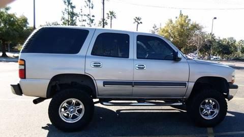 2004 Chevrolet Tahoe for sale at ALSA Auto Sales in El Cajon CA