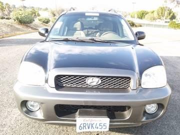 2004 Hyundai Santa Fe for sale at ALSA Auto Sales in El Cajon CA