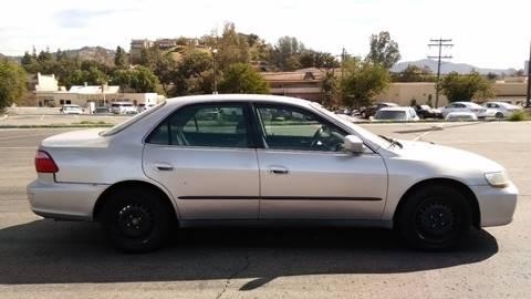 1999 Honda Accord for sale at ALSA Auto Sales in El Cajon CA