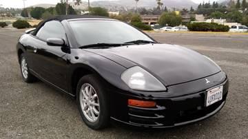 2002 Mitsubishi Eclipse Spyder for sale at ALSA Auto Sales in El Cajon CA