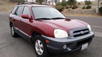 2005 Hyundai Santa Fe for sale at ALSA Auto Sales in El Cajon CA