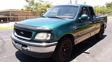 1998 Ford F-150 for sale at ALSA Auto Sales in El Cajon CA