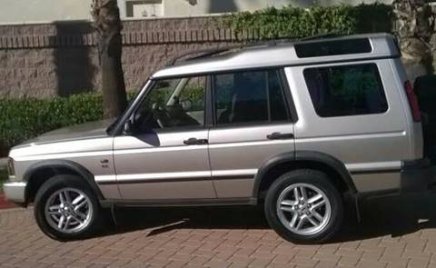 2003 Land Rover Discovery for sale in El Cajon, CA