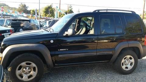 2004 Jeep Liberty for sale at ALSA Auto Sales in El Cajon CA