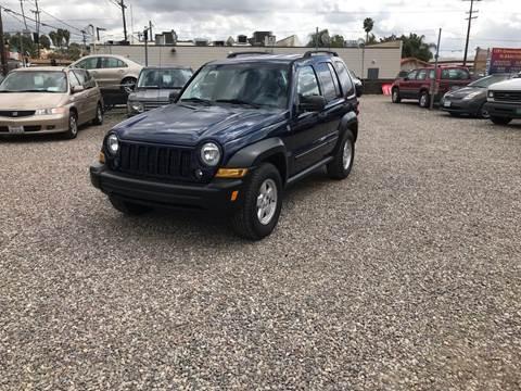 2007 Jeep Liberty for sale in El Cajon, CA