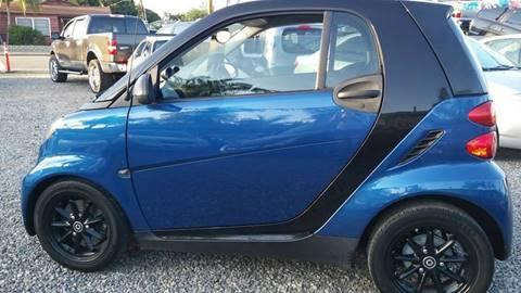2008 Smart fortwo for sale at ALSA Auto Sales in El Cajon CA