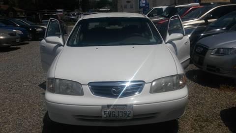 2000 Mazda 626 for sale at ALSA Auto Sales in El Cajon CA
