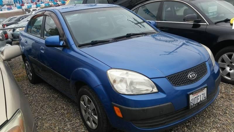 2006 Kia Rio for sale at ALSA Auto Sales in El Cajon CA