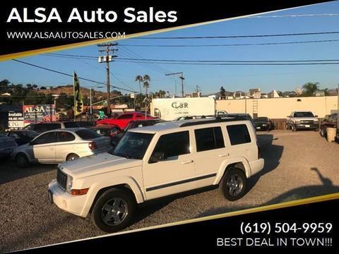 2010 Jeep Commander for sale in El Cajon, CA