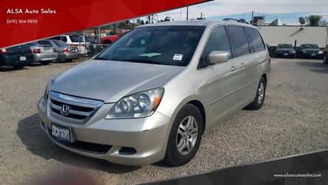 2005 Honda Odyssey for sale in El Cajon, CA