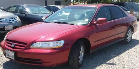 2002 Honda Accord for sale at ALSA Auto Sales in El Cajon CA