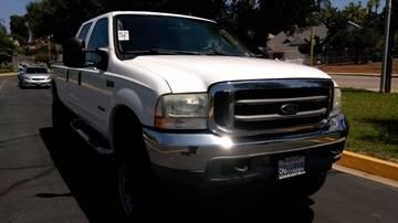 2003 Ford F-350 Super Duty for sale at ALSA Auto Sales in El Cajon CA