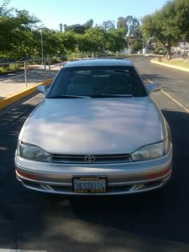 1993 Toyota Camry for sale at ALSA Auto Sales in El Cajon CA